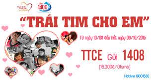 TRAI TIM CHO EM