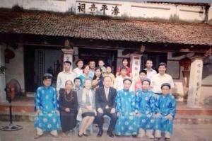 Ban Ki Moon và dòng tộc họ Phan